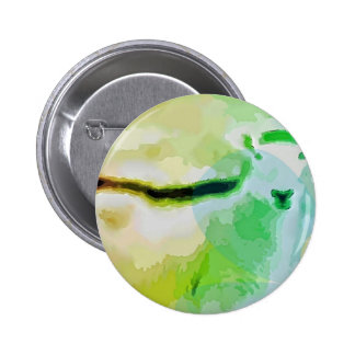 Easter Sheep 2 Inch Round Button