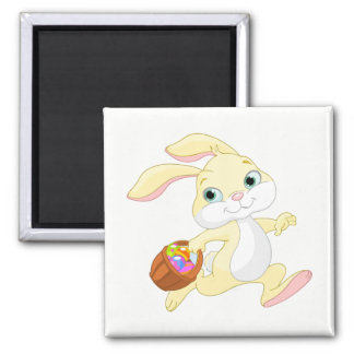 Easter Square Magnet