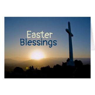 Easter Sunrise, John 11:25 I Am the Resurrection Card