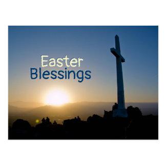 Easter Sunrise, John 11:25 I Am the Resurrection Postcard