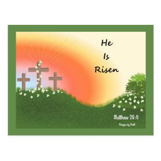 Easter Sunrise Postcard