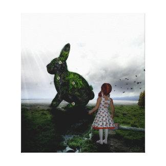 Easter Surpise Canvas Print
