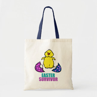EASTER SURVIVOR TOTE BAG