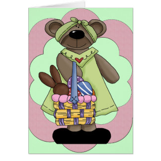 Easter Tees and Easter Gifts Card