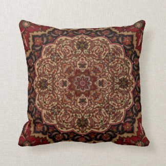 Eastern Accent Vintage Persian Pattern Throw Pillow