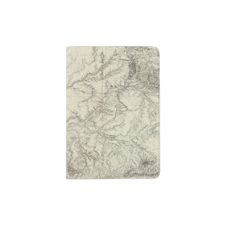 Eastern Arizona and Western New Mexico 2 Passport Holder