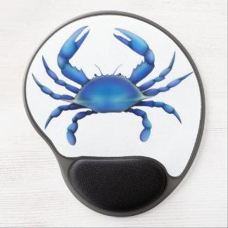 Eastern Blue Crab Gel Mousepad