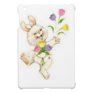 Eastern Bunny Cheer Cover For The iPad Mini