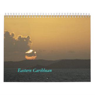 Eastern Caribbean Calendar