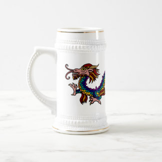 Eastern Dragon Beer Stein