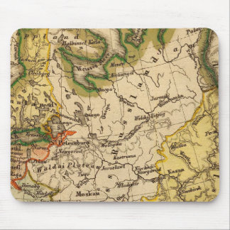 Eastern Europe and Russia Mouse Pad