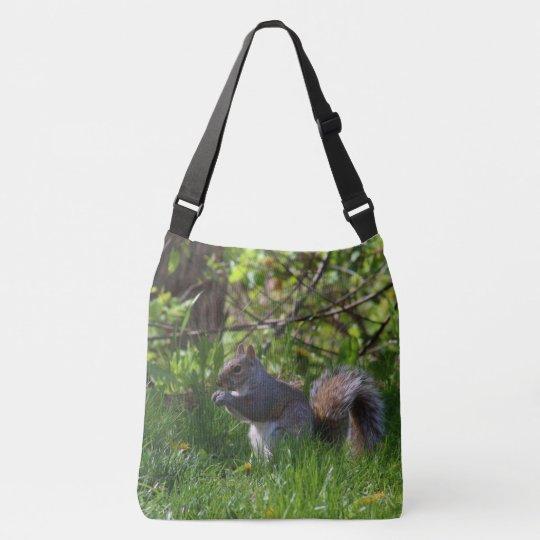Eastern Grey Squirrel Spring 2016 Crossbody Bag