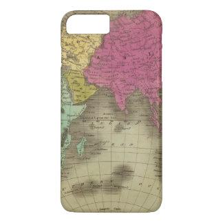 Eastern Hemisphere 15 2 iPhone 7 Plus Case