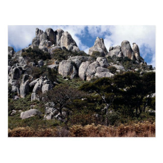 Eastern highlands, Zimbabwe Postcard