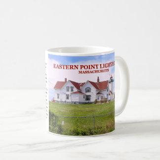 Eastern Point Lighthouse, Massachusetts Mug