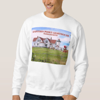 Eastern Point Lighthouse, Massachusetts Sweatshirt