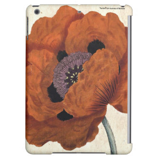 Eastern Poppy iPad Air Cover