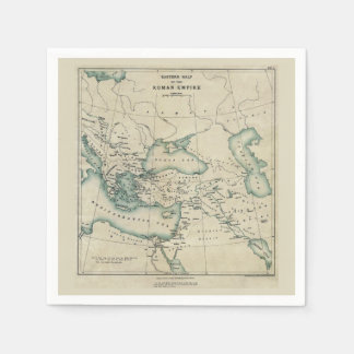 Eastern Roman Empire Paper Napkin