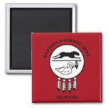 Eastern Shawnee Flag Refrigerator Magnets