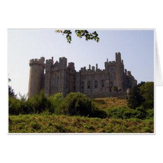 Eastern Side of Castle Card