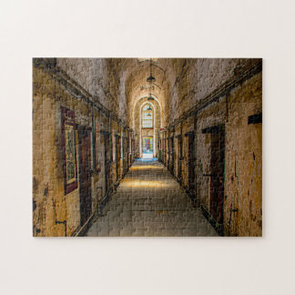 Eastern State Penitentiary. Jigsaw Puzzle