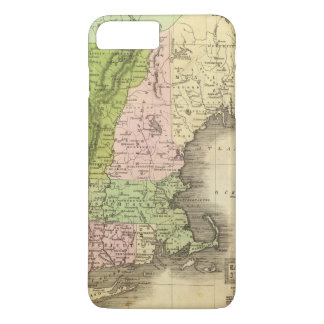 Eastern States Olney Map iPhone 7 Plus Case
