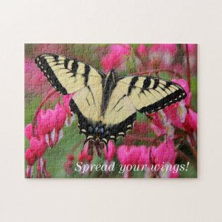 Eastern Swallowtail Jigsaw Puzzle