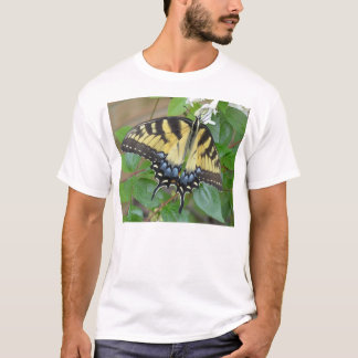 Eastern Tiger Swallowtail Butterfly T-Shirt