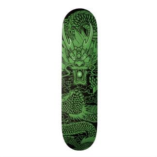 Eastern Yakuza Dragon Element Custom Pro Deck Custom Skateboard