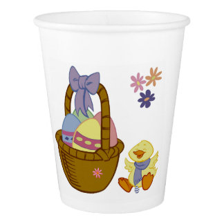 Eastertime Paper Cup
