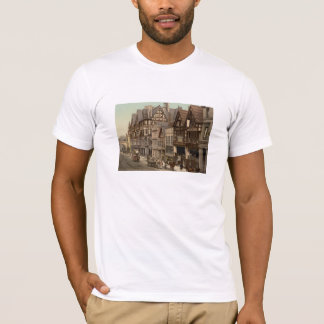 Eastgate St and Newgate St, Chester, England T-Shirt