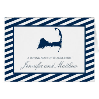 Eastham Cape Cod Thank You Card