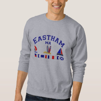 Eastham MA Signal Flag Sweatshirt