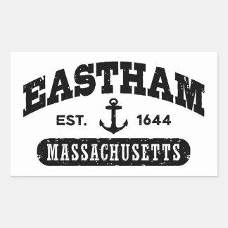 Eastham Massachusetts Sticker