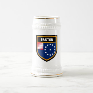 Easton  Flag Beer Stein
