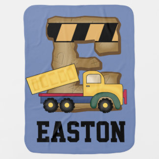 Easton's Personalized Gifts Baby Blanket