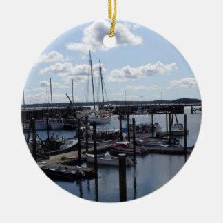 Eastport ornament