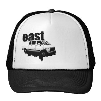 eastVAN Skyline Trucker Hat