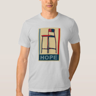Eastwooding Empty Chair of Hope T-Shirt
