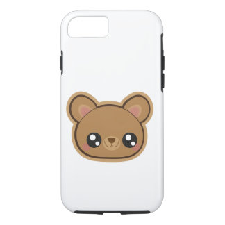 Easy and kawaii bear iphone7 case