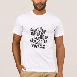 easy as abc. T-Shirt
