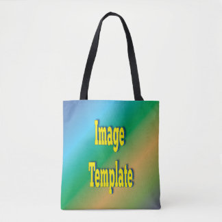Easy Blank Create Your Own Product Template Tote Bag