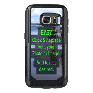 Easy Click and Replace Photo to Make Your Own OtterBox Samsung Galaxy S7 Case