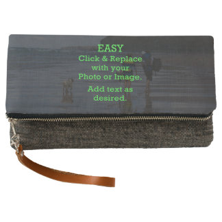 Easy Click & Replace Image to Create Your Own Clutch