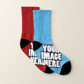 Easy Create Your Own Unique Personalized Socks