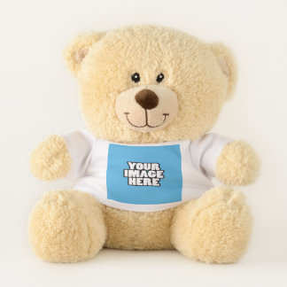 Easy design Your Own Custom Made Personalized Teddy Bear