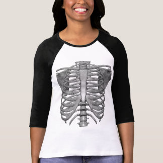 easy halloween costume skeleton T-Shirt