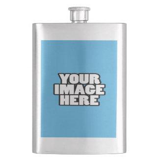 Easy Make Your Own Custom Personalized Hip Flask