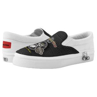 Easy On—Easy Off Slip-On Sneakers
