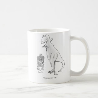 Easy out coffee mug